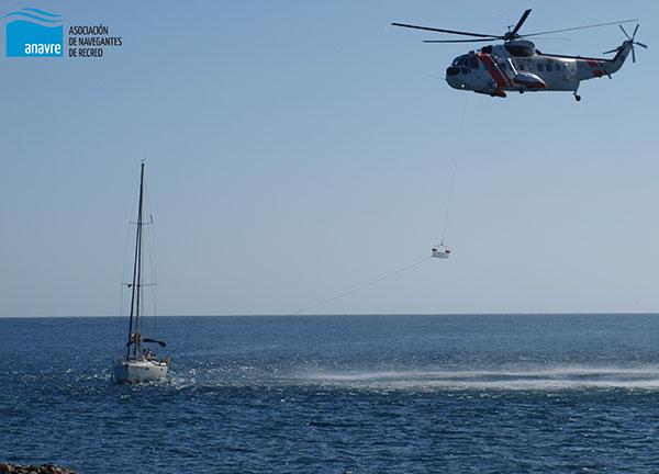 simulacro-helimer-Encuentro-ANAVRE-embarcaciones-gran-tarajal