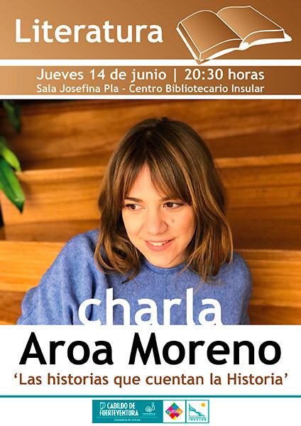 charla_aroa_moreno