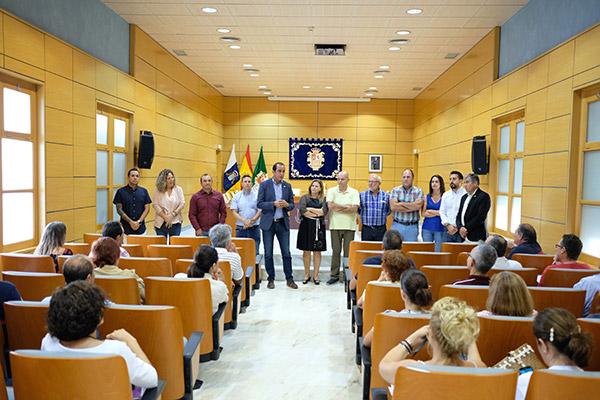 El grupo de gobierno en el Cabildo de Fuerteventura se reúne con los jefes de Unidad y Servicios de la Institución