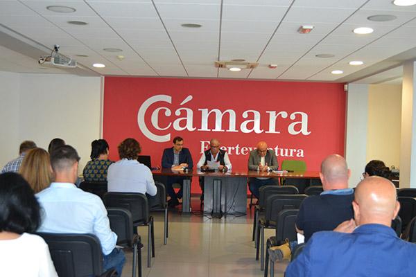 Fuerteventura apoya la internacionalización de las empresas majoreras