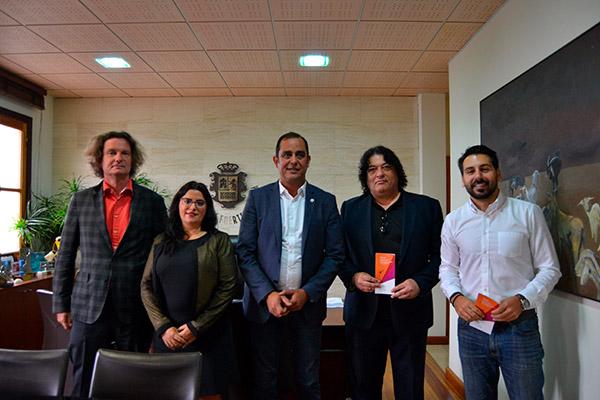 Fuerteventura, a través de Afrimac, mantiene acuerdos de colaboración con científicos del proyecto europeo IMAAC