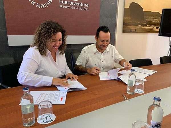 El Cabildo Insular concede 15.000 € a Cruz Roja Fuerteventura