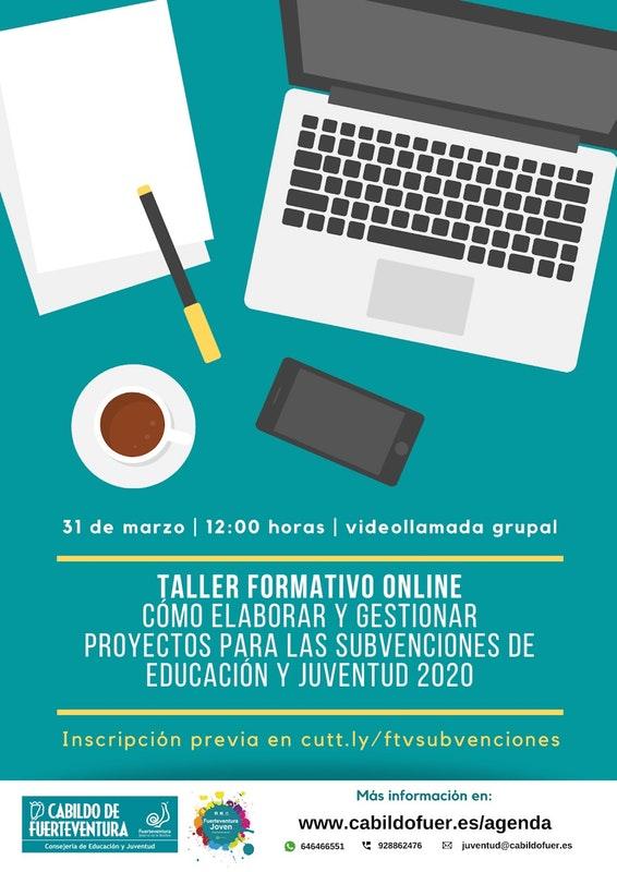 cartel_taller_subvenciones_juventud