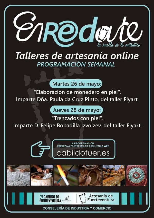 El Cabildo lanza el Proyecto 'EnRedArte' para el fomento de los oficios artesanos de la Isla