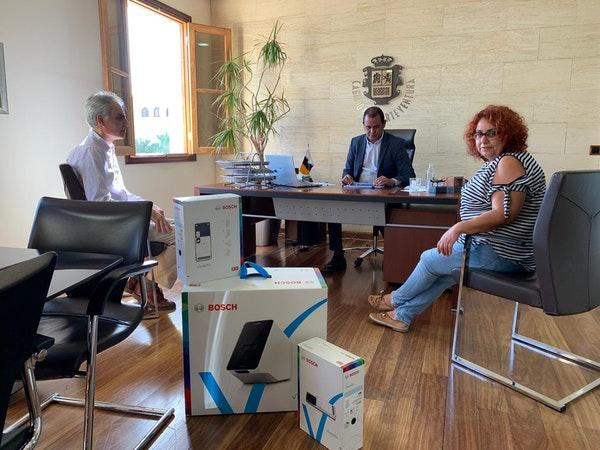 Cabildo de Fuerteventura gestiona la adquisición de cinco equipos Bosch para el análisis PCR