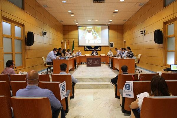 El Pleno del Cabildo aprueba el Acuerdo para la Reactivación Socioeconómica de Fuerteventura
