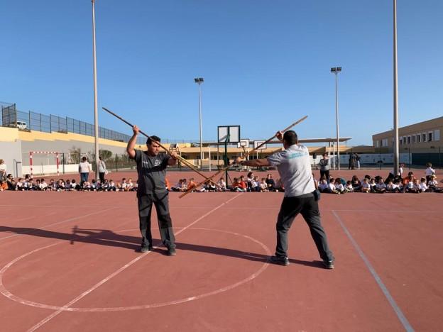 El Cabildo financia a las federaciones de juegos y deportes tradicionales con 119.000 euros