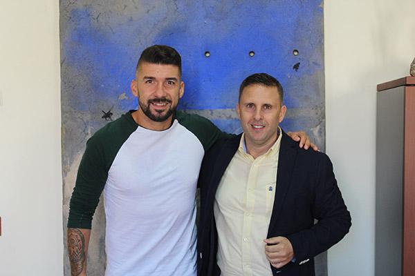 El Cabildo de Fuerteventura felicita al deportista Pablo Pérez por su bronce en la Euro Winners Cup